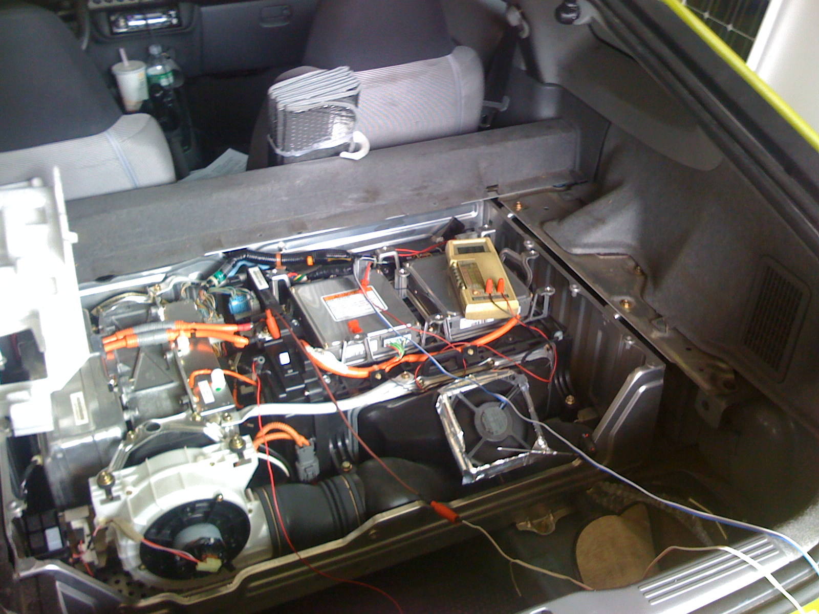 Pictures Of My Honda Insight Now: